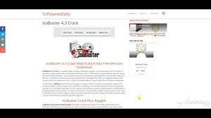 IsoBuster 4.4 Crack With Serial Key Free Download 2019